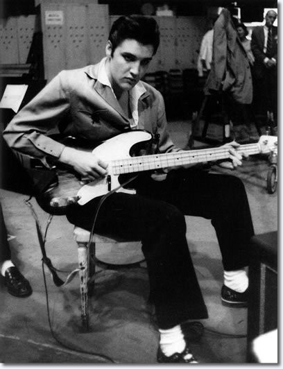Elvis Tele Bass