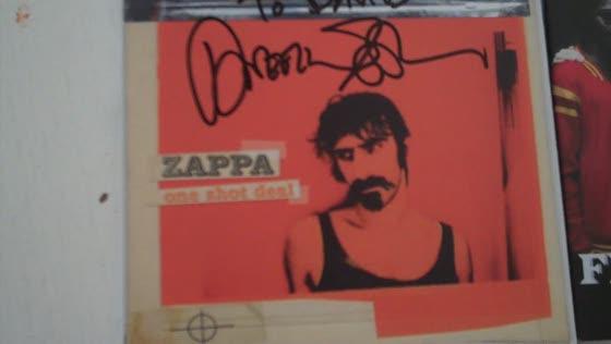 Zappa CDs