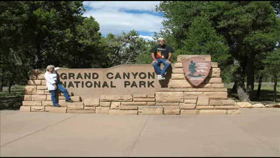 Grand Canyon Sign