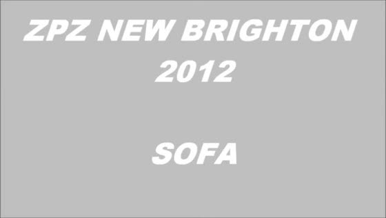 Sofa (New Brighton 2012)