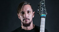Italian Guitar Shredder Gianluca Ferro joins ESP