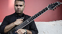Javier Reyes (Animals as Leaders) Joins ESP Artist Family