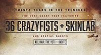 ESP bands Skinlab, Incite on Tour
