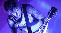 Rob Holliday Hits The Road with The Prodigy
