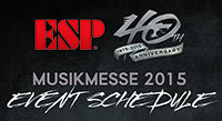 See ESP at Musikmesse