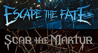 Escape the Fate, Scar The Martyr Members Join ESP