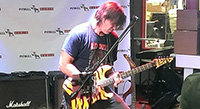 Gallery: George Lynch ESP Clinic at Pitbull Audio