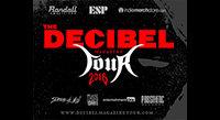 ESP Sponsors Decibel Magazine Tour
