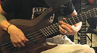 ESP at Bass Player Live 2015