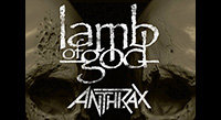Lamb of God & Anthrax on Tour