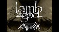 Lamb of God & Anthrax on Tour