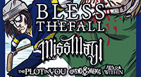 ESP Rockers blessthefall Start Headline Tour Feb 20
