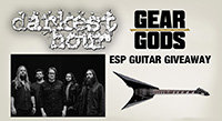 Darkest Hour/Gear Gods Giveaway