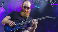 ESP Artist Spotlight: Tim MacMillar (Protest the Hero)