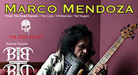 Marco Mendoza on UK/Europe Tour