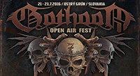 ESP Rockers at Slovakia's Gothoom Open Air Fest