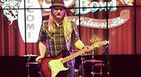 Ronnie Rue wins an LTD SN-1000W from ESP and Fishman