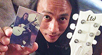 Ted Aguilar (Death Angel) TED-600 Sweepstakes