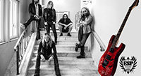 LTD M-100FM Giveaway from The Dead Daisies