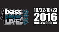 Visit ESP at Bass Player Live (Oct 22/23)