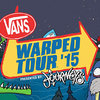 Vans Warped Tour - Charlotte, NC