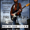 Bruce Kulick clinic at Rock City Music Co