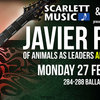 Javier Reyes Clinic at Scarlett Music