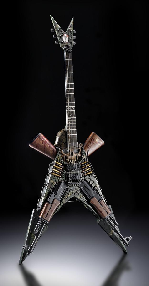 Esp Custom Shop : esp custom shop guitar ghost soldier forums ~ Vivirlamusica.com Haus und Dekorationen