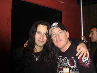 My and my pal Gus G