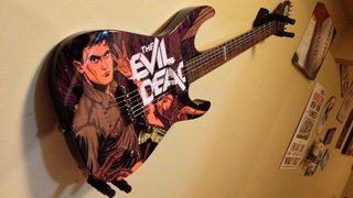 LTD Evil Dead by StrngthByndStrngth