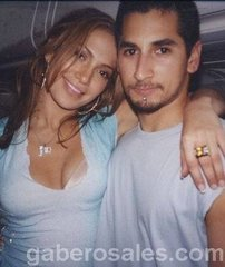 Gabe And J Lo W Makeupcropped