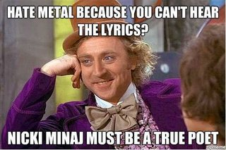 Hate Metal Meme