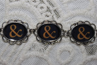 Of Mice And Men Ampersand Logo Bracelet Of Mice And Men Band 33698907 4752 3168