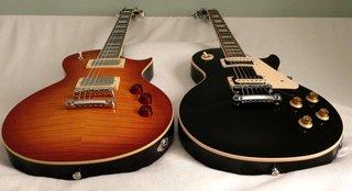ESP vs Gibson