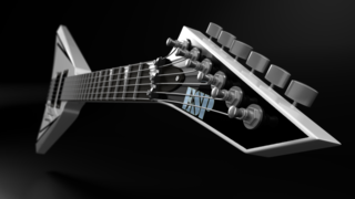 3d Electric Guitar The Free Wallpapers Hd For 83