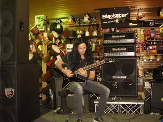 Gus G Blackstar Clinic