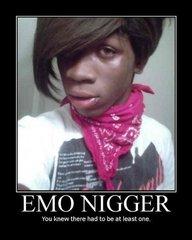 Emo Nigger