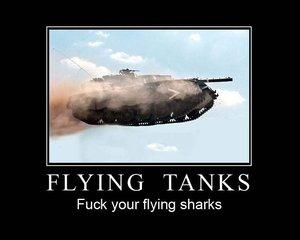 Flyingtanks