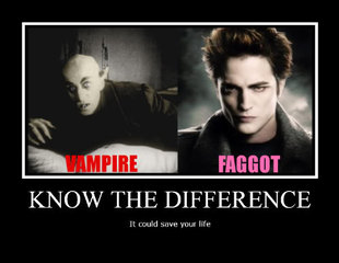 Twilight Edward Nosferatu