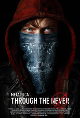 Metallica Never Theatrical Poster
