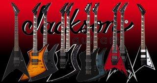 Jackson Guitar Nieuwe Gitaren September 2012