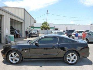Black 2010 Mustang Gt 2