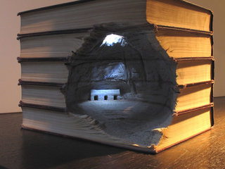 Book Carved 1