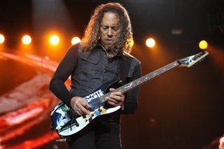 Kirk Hammett Live 1
