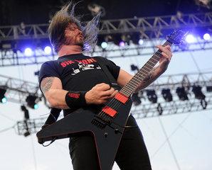 Gary Holt 4 Metallica Slayer Megadeth Anthrax L1x6dw Z8 M8 Yx