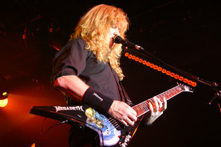 Dave Mustaine Megadeth Wallpaper Hd