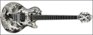 ESP ECLIPSE S-II BRILLIANT -MIXEDMEDIA-