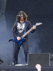 Death Angel Rob Cavestany Saunaopenair2010