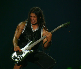 Robert Trujillo Madrid 2009