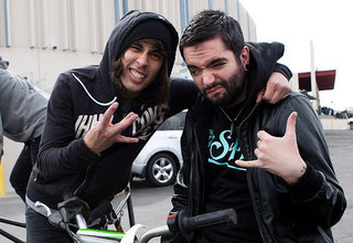 Jeremy and Vic